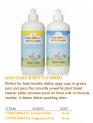 Natural Plant Based Dish Soap & Bottle Wash
