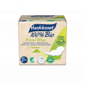 Sanitary towel Vuokkoset 100 % BIO Normal Wings