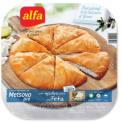Authentic all-natural Greek Fillo Pastry Pies Feta Chees