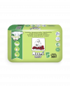 Open diapers / nappies Muumi Baby size 5 small package