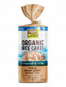 Organic Brown Whole Grain Rice Cakes with Millet & Amaranth