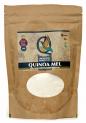 Q-flakes and Flour