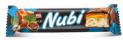 Milky Compound Coated Nouga Bar&Caramel Hazelnut
