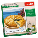 Classic Filo Pie with Spinach and Feta Cheese (Spanakopita)