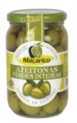 Jar Green Olives