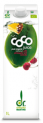 coco juice pineapple and acerola