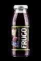 FRUGO BLACK 300ml glass