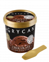 Chocolate ice cream 125ml