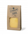 Gouda XXO cheese block in a paper bag