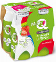 MyQ +PROTEIN Fitness Yoghurt Drink (Strawberry)