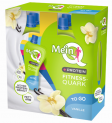 MyQ +PROTEIN Fitness Quark Fruit to go Pouch (Vanilla)