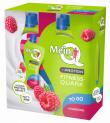 MyQ +PROTEIN Fitness Quark Fruit to go Pouch (Raspberry)
