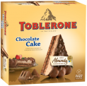 Almond cake with Toblerone