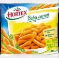 Frozen Baby Carrots