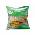 Flexy veggieburger, pea-based