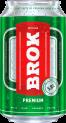 Brok Premium can 330 ml