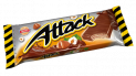 Attack - Cocoa Coated Wafer With Hazelnut Filling 30g