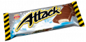 Attack - Cocoa Coated Wafer With Milk Filling