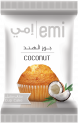 Emi Single Coconut Flavored Cupcaked