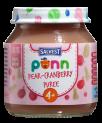 Põnn Pear-cranberry puree 130 g