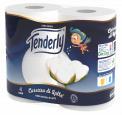 Milk Caress toilet paper