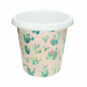 Tropical print bucket 5 or 10L available in 3 prints