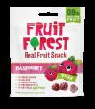 Fruit Forest fruit snack Raspberry. 98% fruit, 100% natural