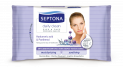 20 pcs Cosmetic Wipes with Hyaluronic Acid & Panthenol