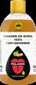 100% Unfiltered Cider Vinegar with Ginger