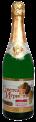 Sovjetskoje Igristoje 0,75L Sparkling wine - non-alcoholic