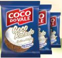 Grated coconut | Low fat content - 200g