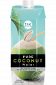 100% Coconut water (conventional / organic)