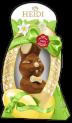 Bunny with bow 75 g milk