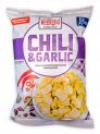 WEEKEND Chili and garlic flavored potato snacks