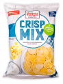 WEEKEND CRISP MIX Sour cream and cheese-flavoured potato snack mix