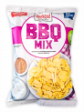 WEEKEND BBQ MIX Sour cream and barbeque-flavoured snack mix