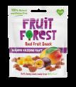 Fruit Forest fruit snack Mango/Passionfruit. 98% fruit, 100% natural