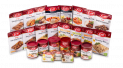 Erin soup and sauces