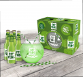 Fat Frog Fish Bowl Party Pack