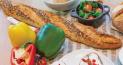 Rustic gourmet baguette with multi-grain topping 350g