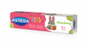 Astera KIDS Toothpaste Strawberry flavour (age of 0+ years old)