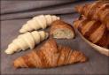 Croissant prépoussé with butter 60g raw