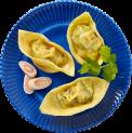 Prawn & Lemongrass Dumpling