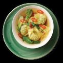 Prawn & Chive Wonton Soup