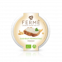 FERMENTINO FERME SPREADABLE - FERMENTED NUTS (3 INGREDIENTS) PLAIN