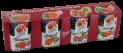 Fruit preparation 65% fruits 4x50g
