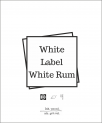 White Label White Rum (organic)