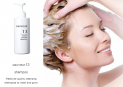 Non-silicon / Rich Amino Acid Shampoo for your private label  / SV13