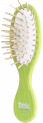 SMALL LIME PURSE BRUSH