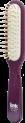 RECTANGULAR BRUSH - PURPLE LACQUERED